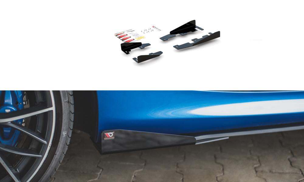 SIDE FLAPS BMW M135I F20 - GRUBYGARAGE - Sklep Tuningowy